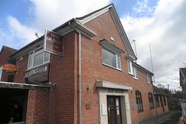 2 bed flat to rent in Red Lion Street, Alvechurch, Birmingham