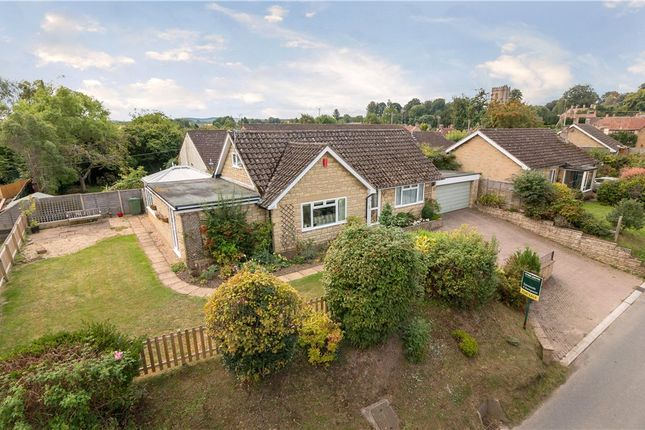 Thumbnail Detached bungalow for sale in Lambrook Road, Shepton Beauchamp, Ilminster, Somerset