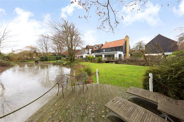 Thumbnail Detached house for sale in Dunmow Road, Fyfield, Ongar, Essex