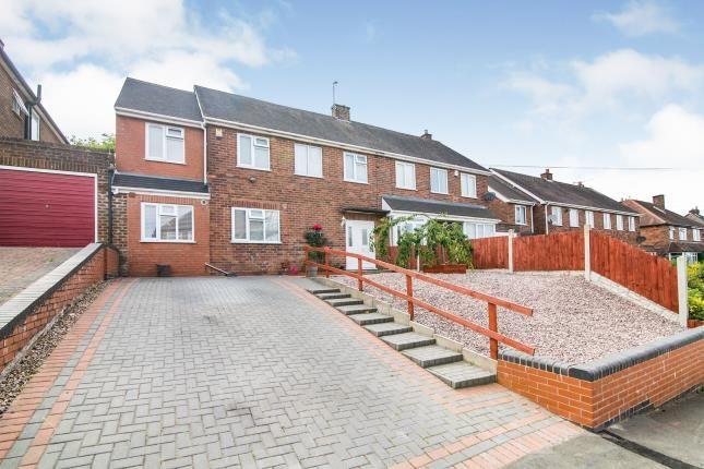Thumbnail Semi-detached house for sale in Monckton Road, Oldbury, West Midlands