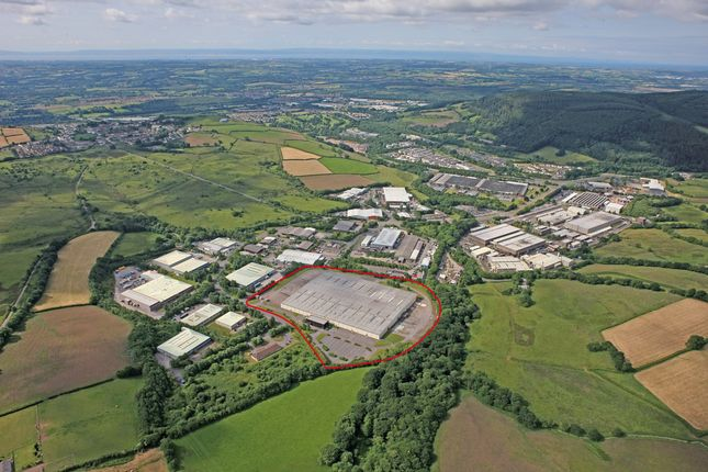 Thumbnail Industrial to let in Llantrisant Business Park, Llantrisant