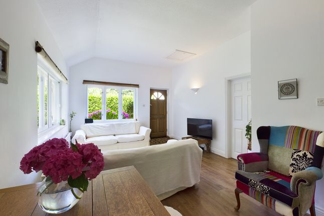 Thumbnail Bungalow for sale in Colebrooke Place, Guildford Road, Ottershaw, Surrey