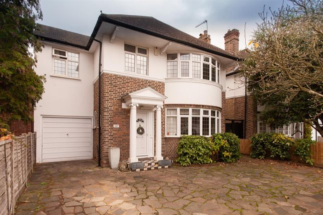 Thumbnail Detached house to rent in Sheen Lane, London