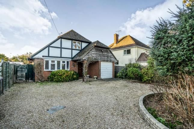 Thumbnail Bungalow for sale in Harefield Road, Middleton On Sea