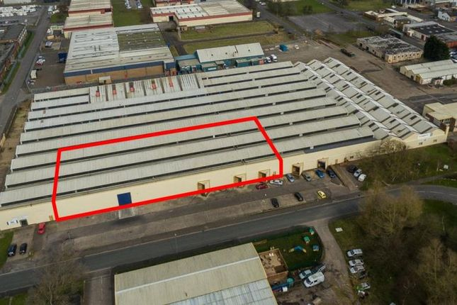 Thumbnail Light industrial to let in Langton Business Centre, Durham Way, Newton Aycliffe