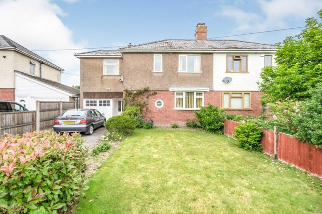 4 bed semi-detached house for sale in Hampton Dene Road, Hereford HR1