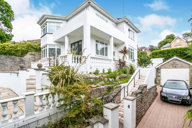 Thumbnail Detached house for sale in Meyrick Park, Bournemouth, Dorset