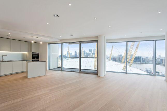 Thumbnail Flat to rent in No.1, Upper Riverside, Cutter Lane