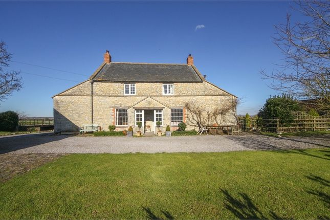 Thumbnail Detached house for sale in River House, Porters Hatch, Meare, Somerset