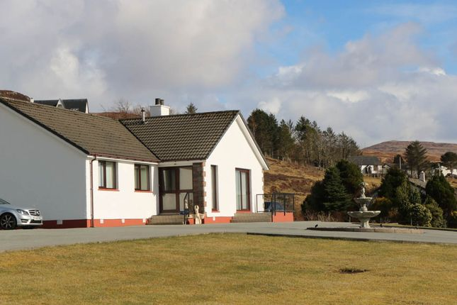 Thumbnail Detached bungalow for sale in Kensaleyre, By Portree