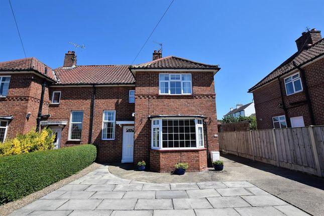 Thumbnail Semi-detached house for sale in Welham Road, Norton, Malton