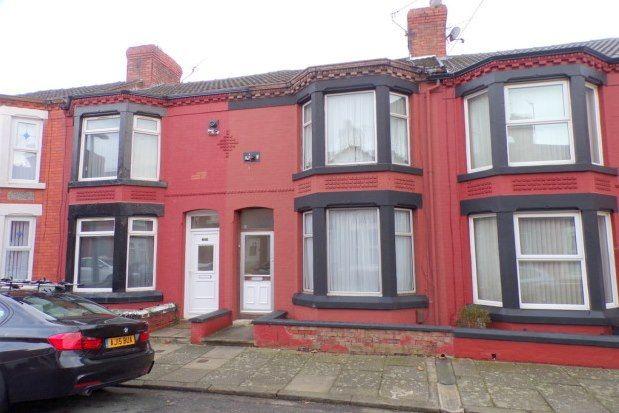 Thumbnail Terraced house to rent in Grasville Road, Birkenhead