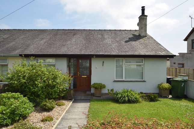 Thumbnail Semi-detached bungalow to rent in Moorgarth, Swarthmoor, Ulverston, Cumbria