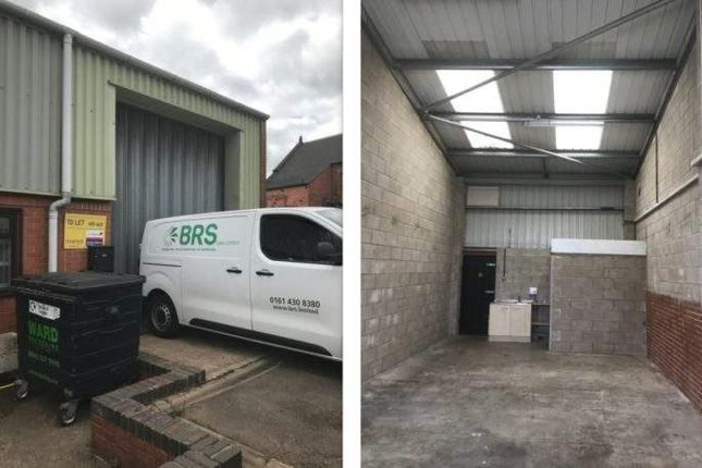 Thumbnail Light industrial to let in Unit 12A Viking Business Centre, High Street, Woodville