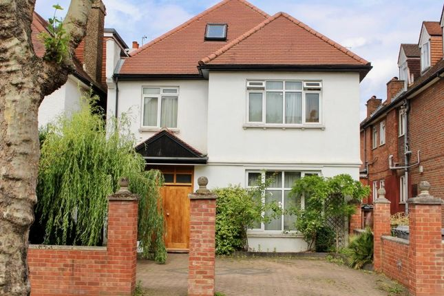 Thumbnail Detached house for sale in Staverton Road, Willesden Green