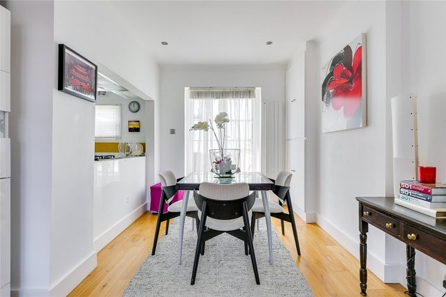 Dining Room of St Dunstans Road, Barons Court, London W6