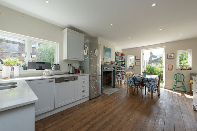 Thumbnail End terrace house to rent in Burrows Road, London