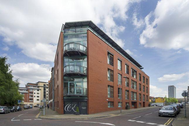 2 bed flat for sale in Sherborne Street, Edgbaston, Birmingham B16