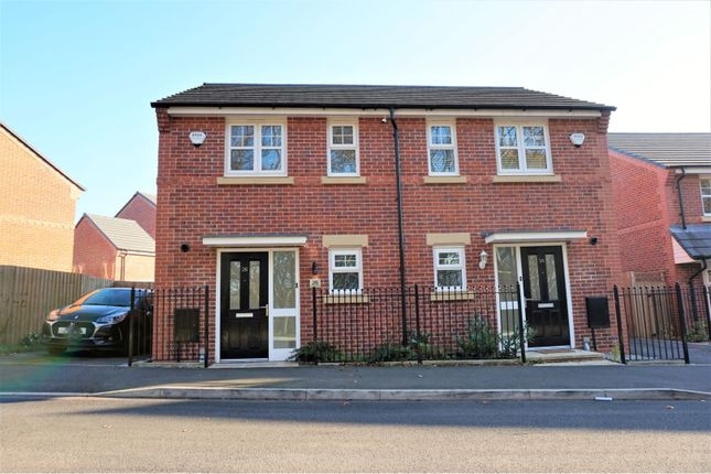 Semi-detached house in  Sycamore Road  Manchester Manchester