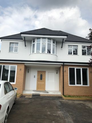 Thumbnail Detached house for sale in Northwick Avenue, London