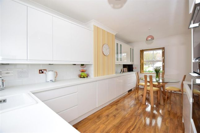 Thumbnail Town house for sale in Garner Drive, East Malling, West Malling, Kent