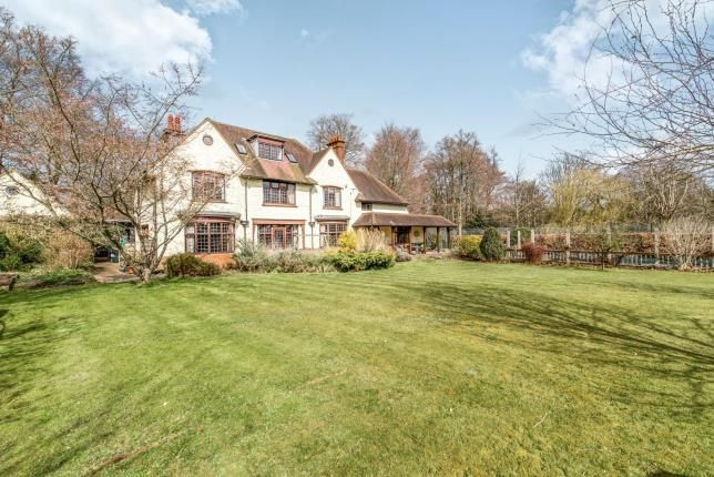 Thumbnail Detached house for sale in Ashtead, Surrey