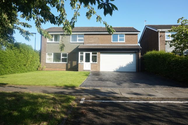 Thumbnail Detached House For Sale In Wilmington Close Newcastle Upon Tyne