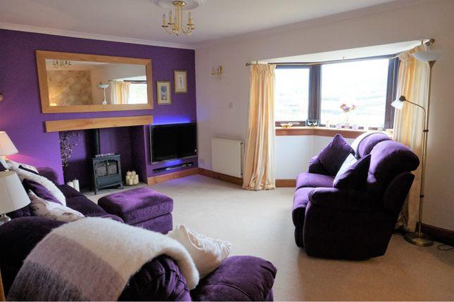 Lounge of Gairney Bank, Kinross KY13