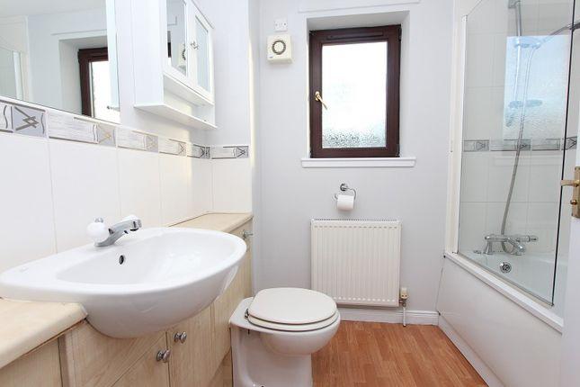 Bathroom of 25 Wester Inshes Crescent, Inshes, Inverness IV2