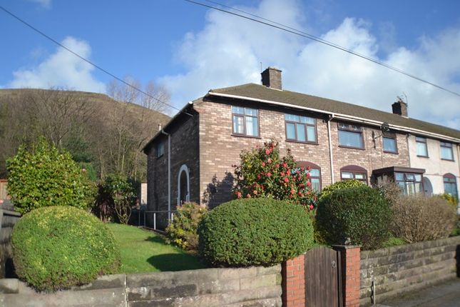 Thumbnail End terrace house for sale in Elba Avenue, Port Talbot, Neath Port Talbot.