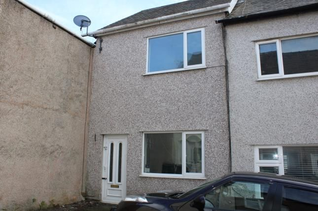 Thumbnail End terrace house for sale in Caradog Road, Llandudno Junction, Conwy, North Wales