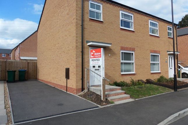 Thumbnail Property to rent in Apple Way, Coventry