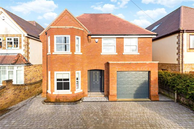 Thumbnail Detached house for sale in Ragged Hall Lane, St. Albans, Hertfordshire