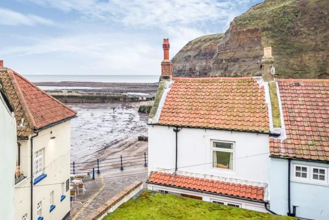 Front Views of 4 Slip Top, High Street, Staithes, Saltburn-By-The-Sea TS13