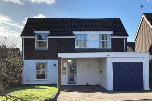 Thumbnail Detached house for sale in Ragley Crescent, Bromsgrove