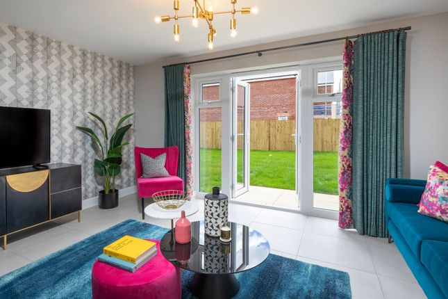 Thumbnail Terraced house for sale in Rivernook Farm, Walton On Thames
