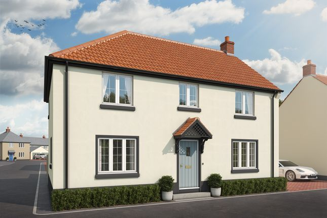 Thumbnail Detached house for sale in Shaftesbury Road, Mere, Warminster