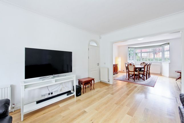 Thumbnail Detached house to rent in Beaufort Road, London