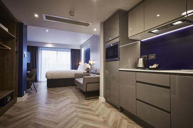 Smart Studio-6 of Roomzzz, Terry Avenue, York City YO23