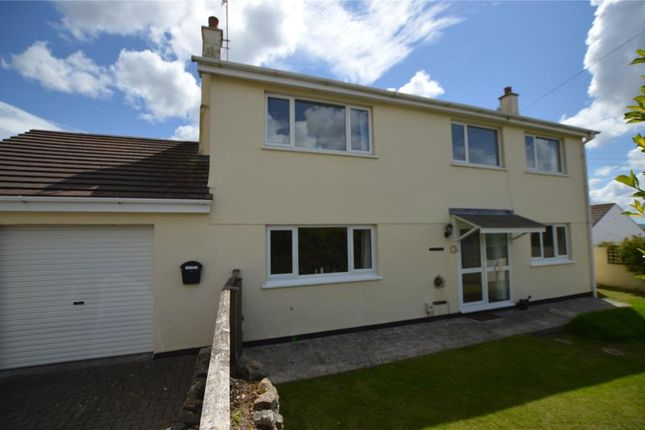Thumbnail Detached house for sale in Mutton Hill, Connor Downs, Hayle, Cornwall
