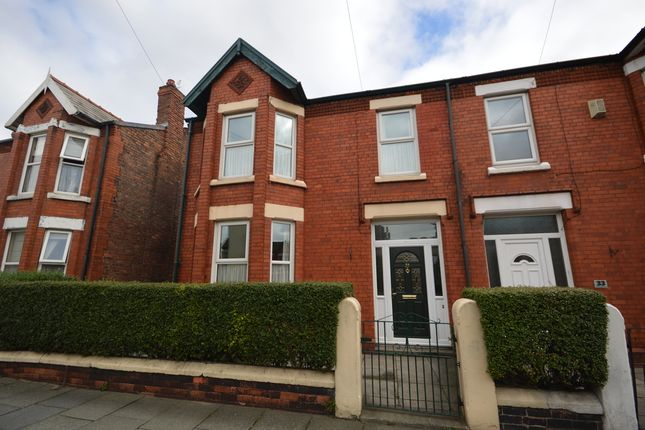 Thumbnail Semi-detached house for sale in Sandringham Road, Liverpool