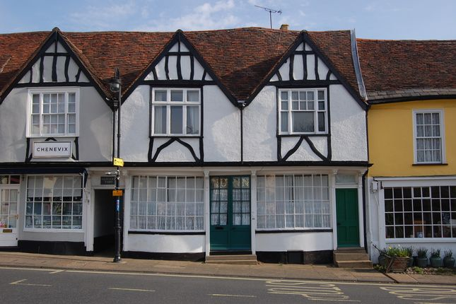 Thumbnail Terraced house for sale in Market Hill, Woodbridge