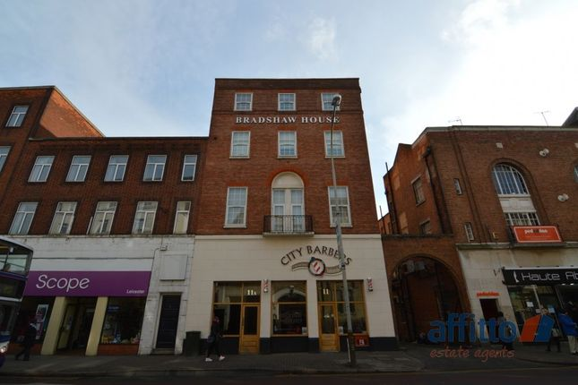 Thumbnail Flat for sale in Bradshaw House, Rutland Street, Leicester