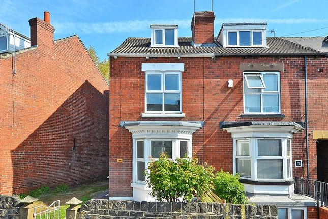Duchess Road Sheffield S2 3 Bedroom End Terrace House For