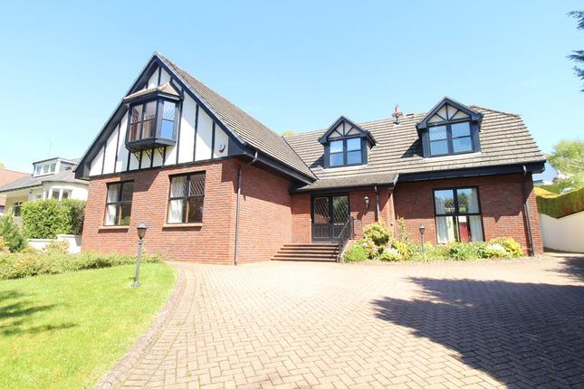Thumbnail Detached house to rent in Contlaw Road, Milltimber