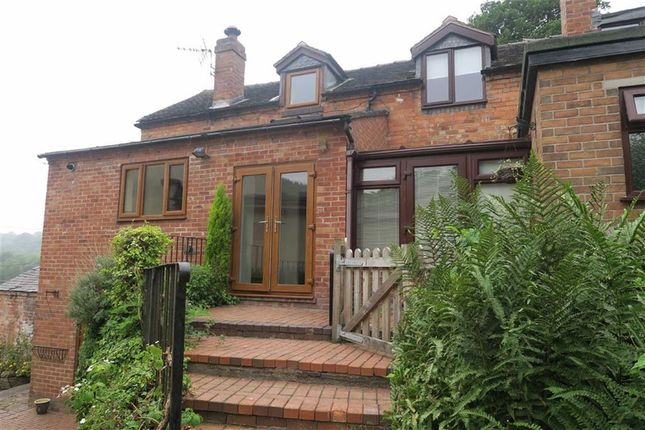 Thumbnail Cottage for sale in Carr Bank, Oakamoor, Stoke-On-Trent