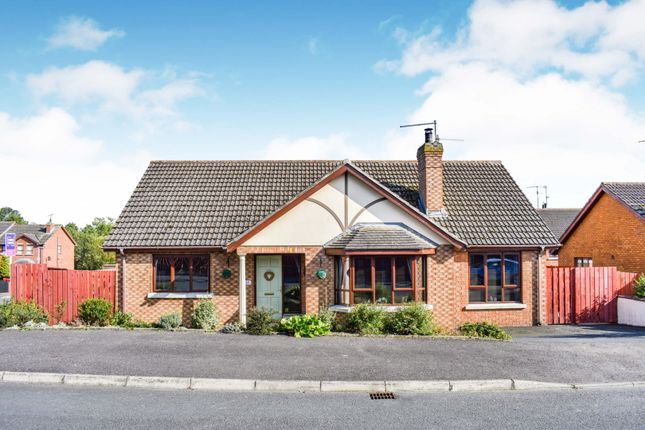 Thumbnail Detached bungalow for sale in Hunters Hill Park, Gilford