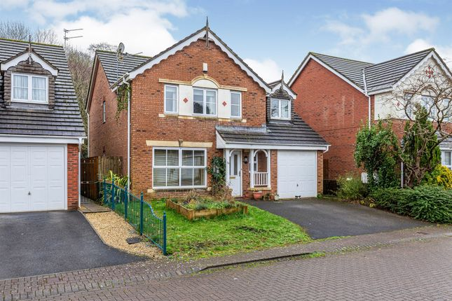 Thumbnail Detached house for sale in Ffordd Morgannwg, Whitchurch, Cardiff