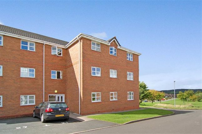 Thumbnail Flat for sale in Moorland Heights, Biddulph, Stoke-On-Trent