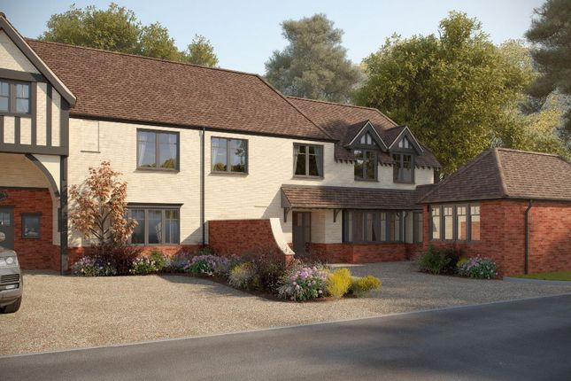 Thumbnail Mews house for sale in Sunning Avenue, Sunningdale, Ascot